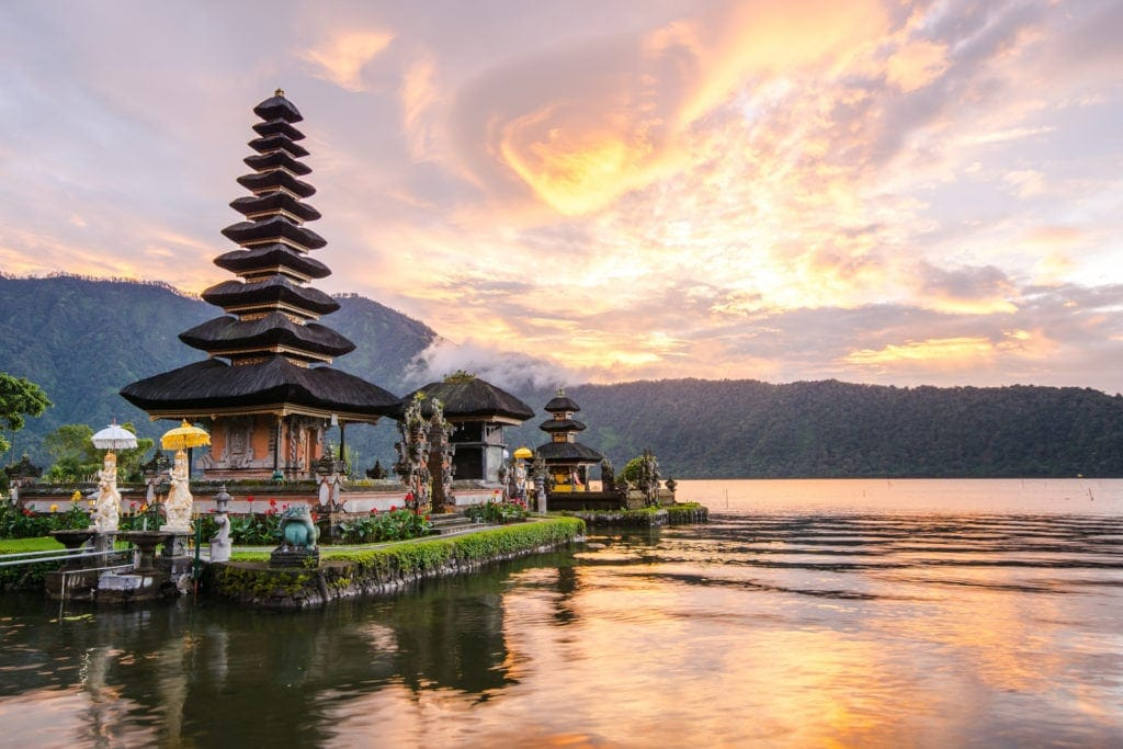 Indonesia with kids