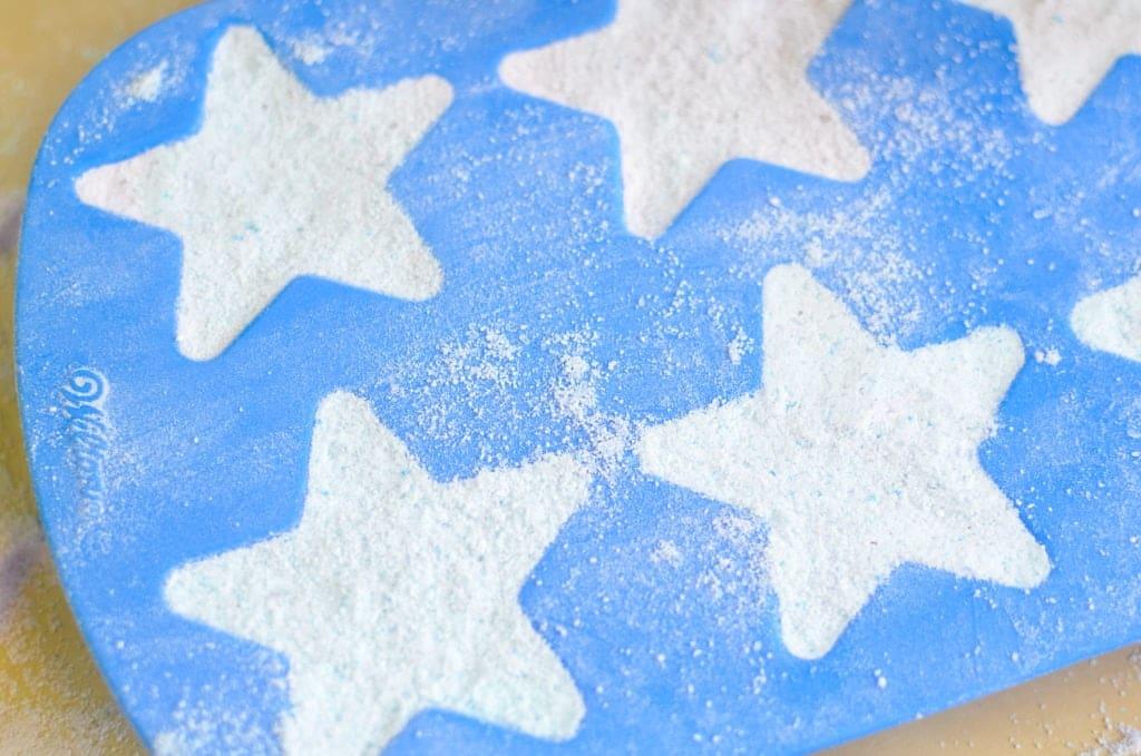 bath bomb star mold