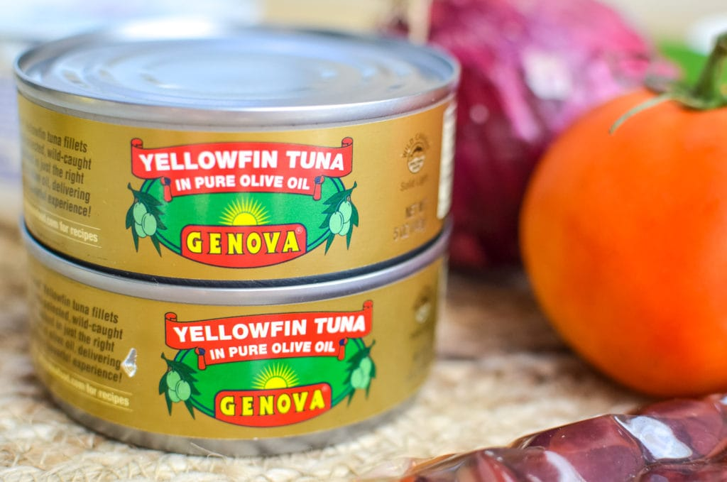 genova yellowfin tuna