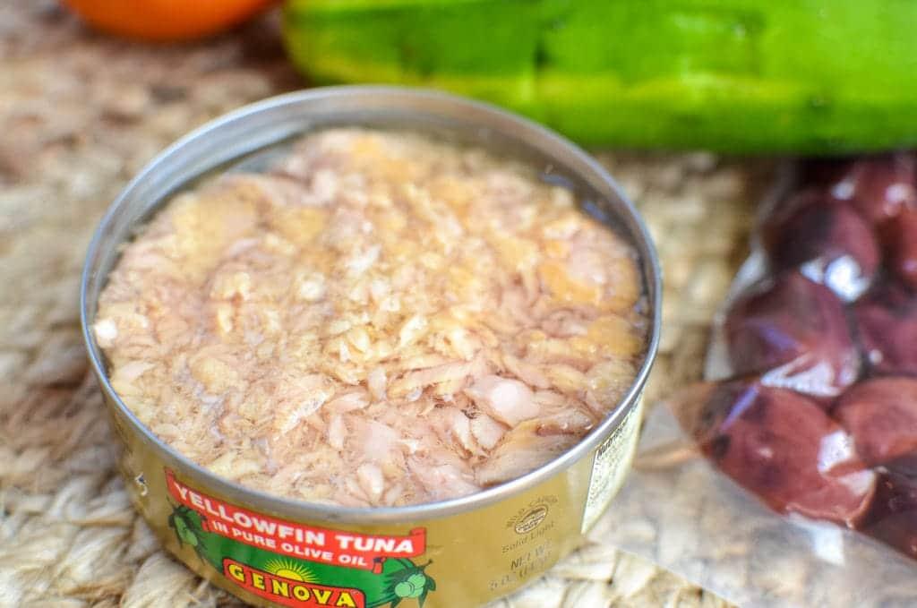 genova tuna in olive oil