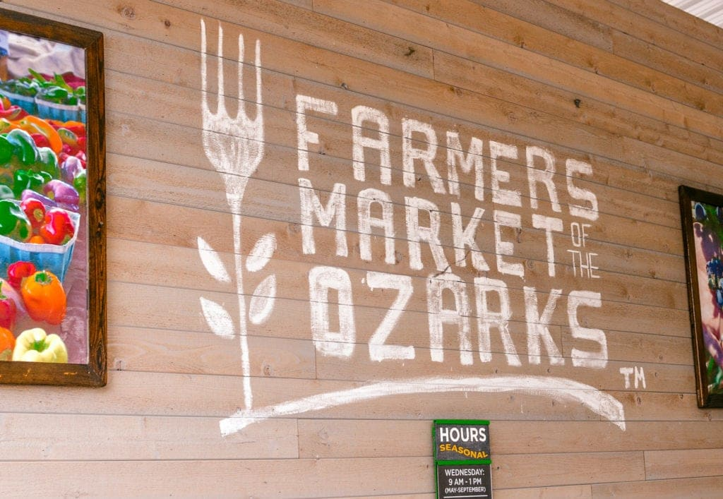 Farmer's Market of the Ozarks