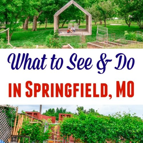 What to See & Do in Springfield, Missouri