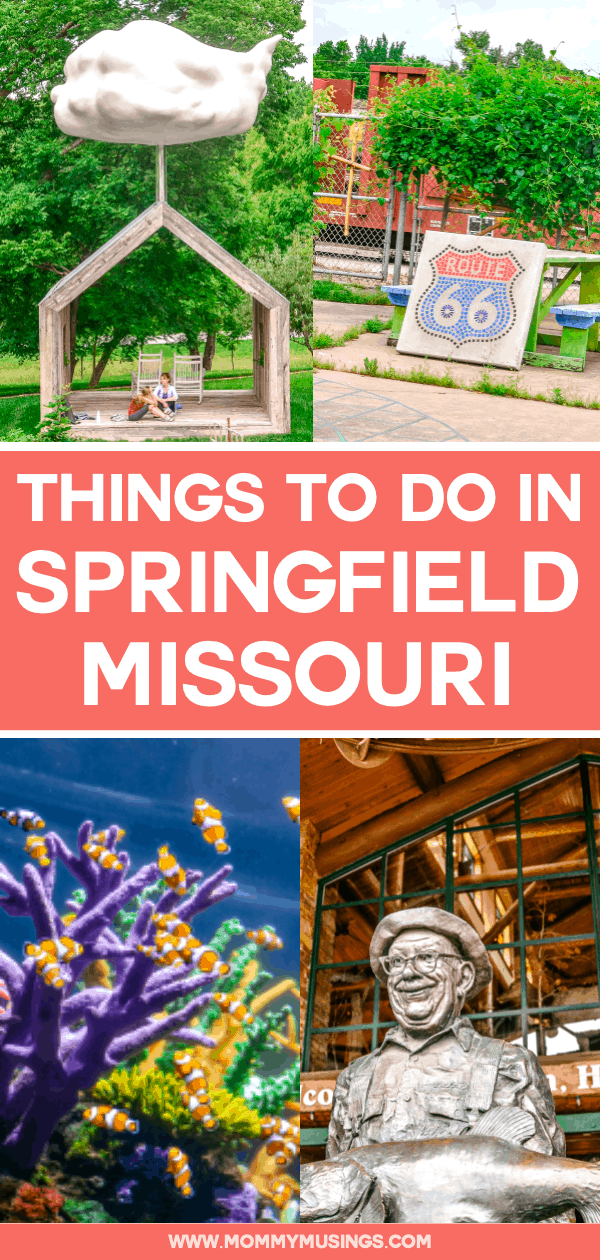 Things to do in Springfield MO – There's so much to see and do in Springfield, Missouri! Here's a list of the best activities.