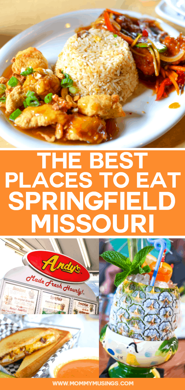 Places to Eat in Springfield MO