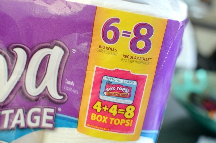 box tops for education explained