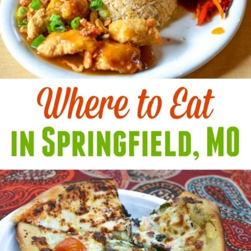Where to Eat in Springfield, Missouri