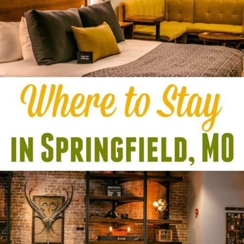 where to stay in springfield missouri