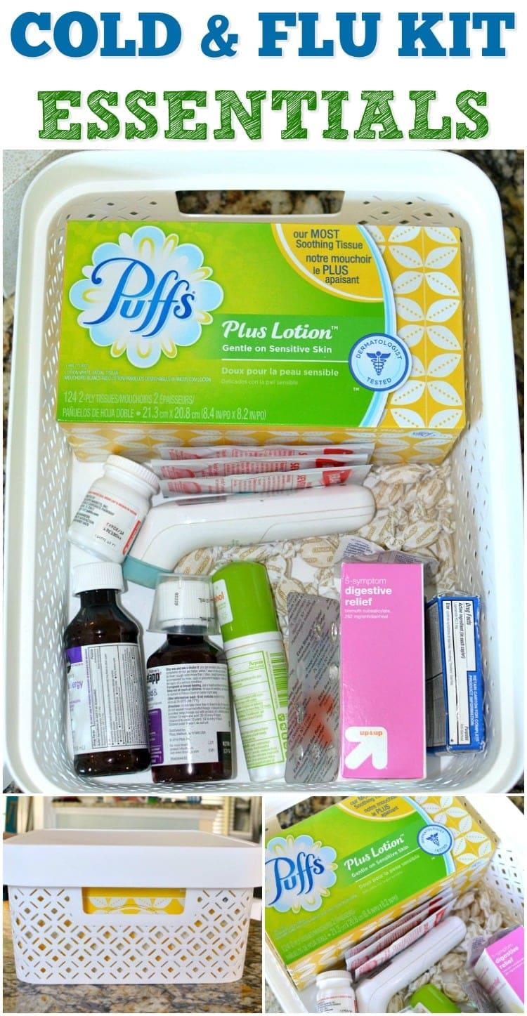 cold & flu kit essentials