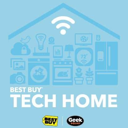smart home tech best buy