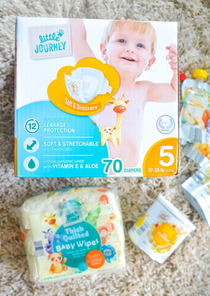 ALDI Little Journey products