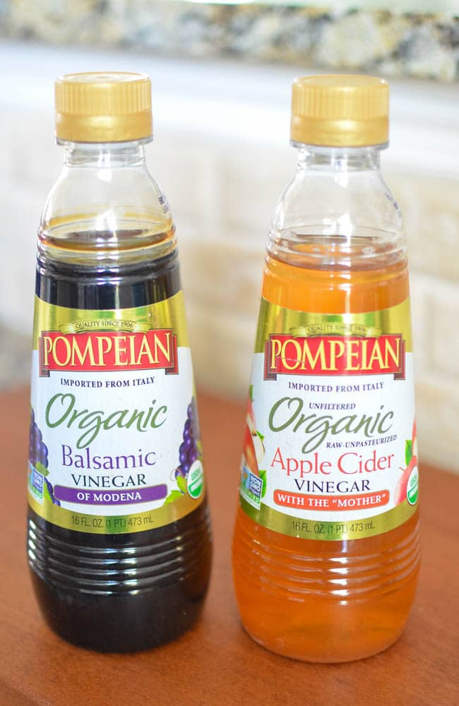 pompeian organic vinegar