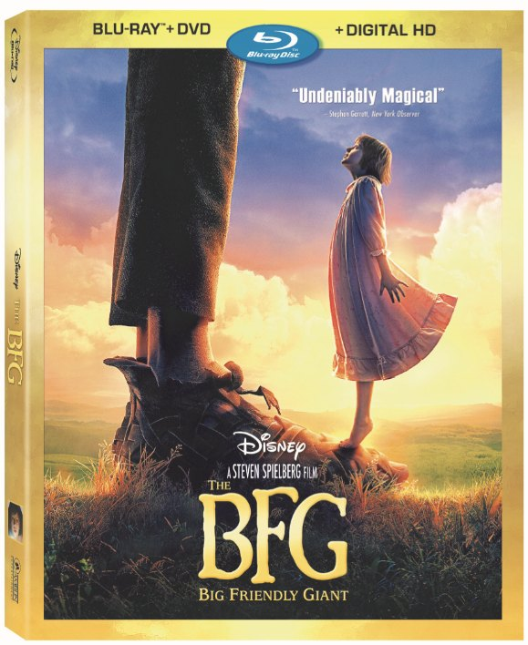 The bfg blu-ray dvd digital hd