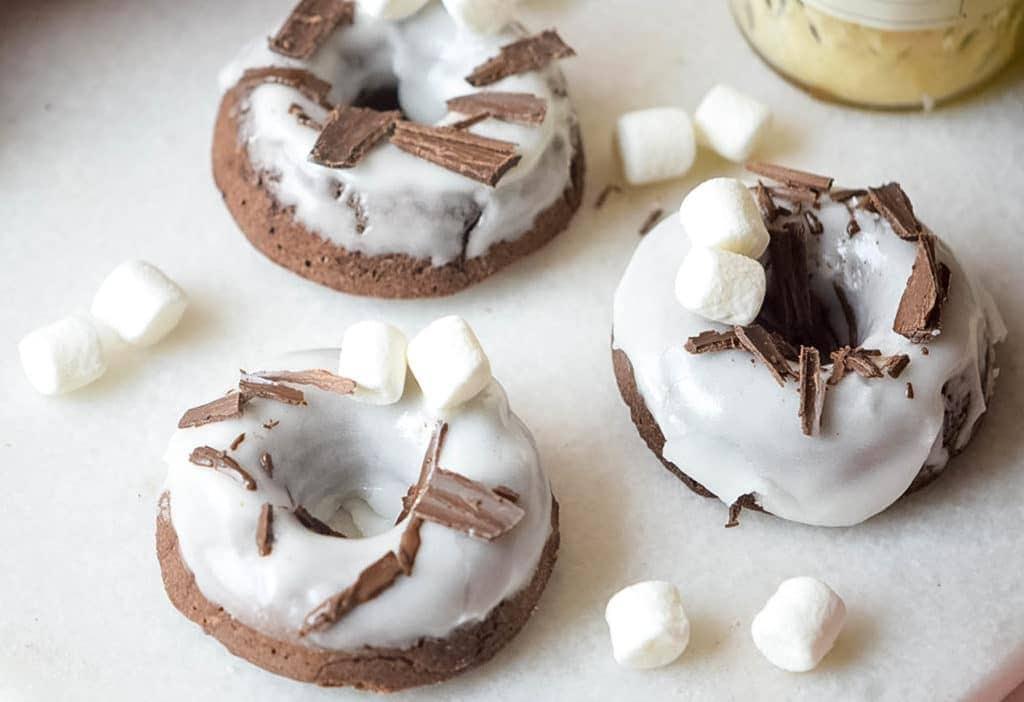 Homemade Chocolate Glazed Donuts Recipe