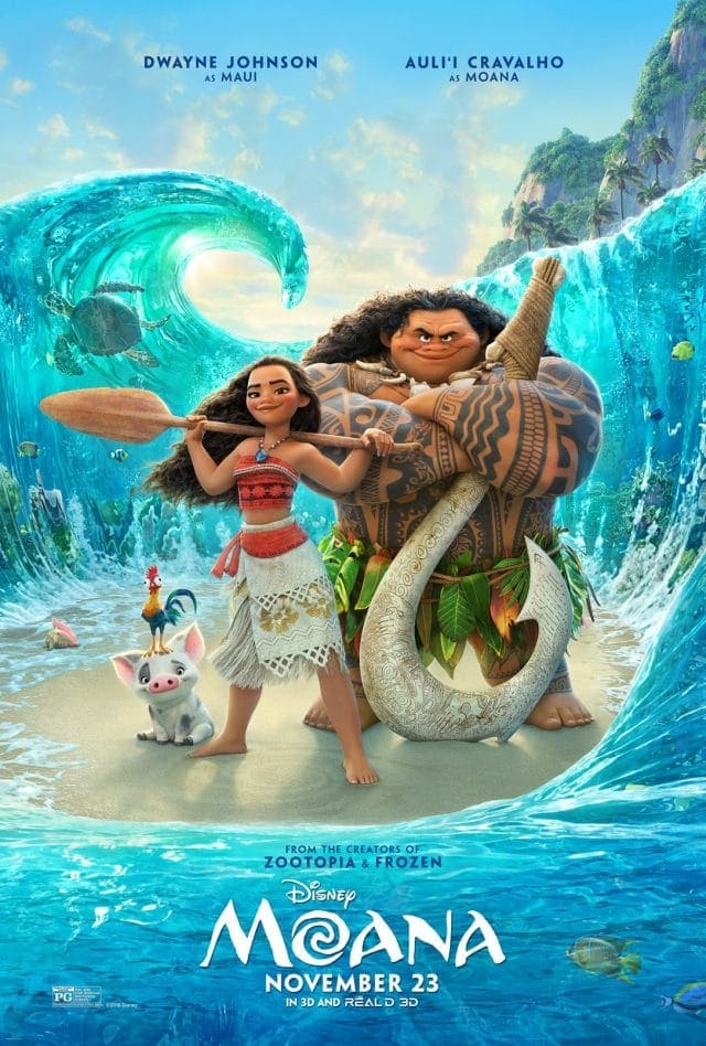 follow me to the red carpet premiere of Disney's Moana