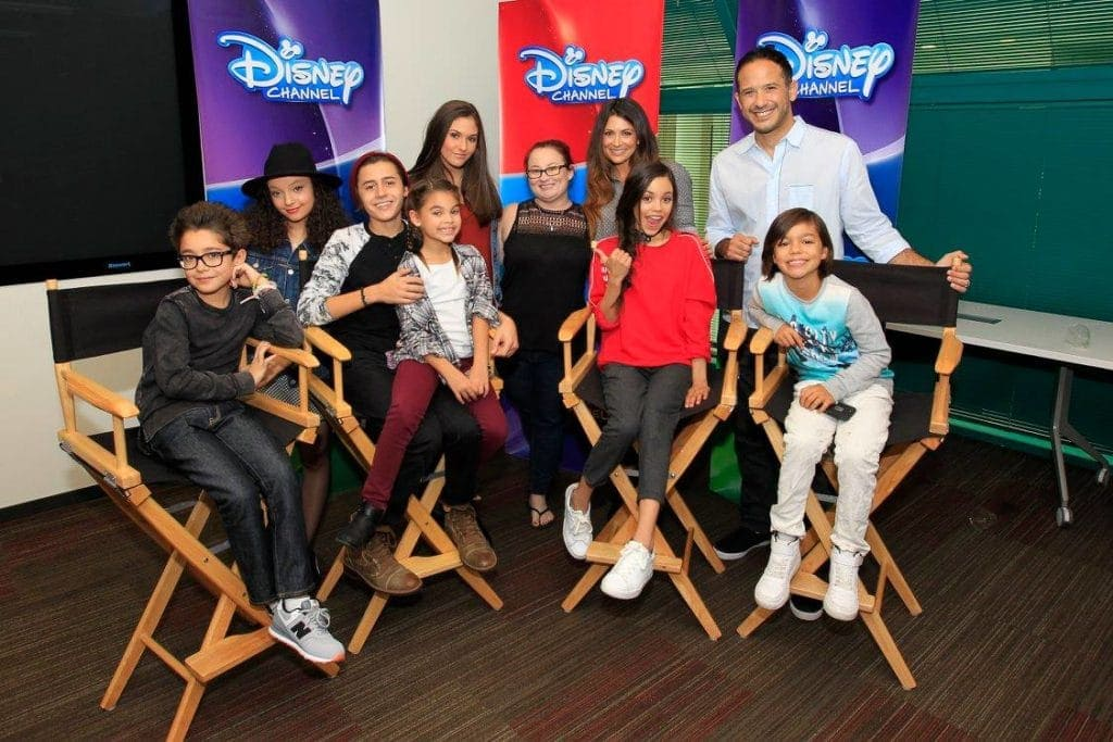 Interview With The Cast Of Disney Channel S Stuck In The