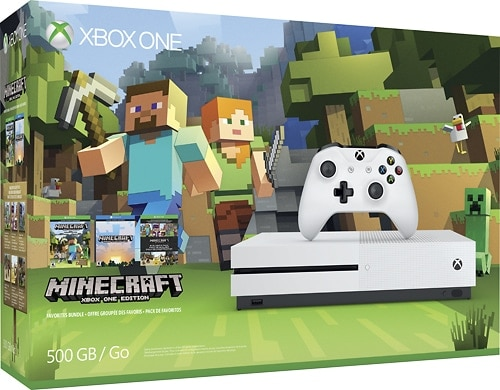 xbox one minecraft gift ideas from best buy