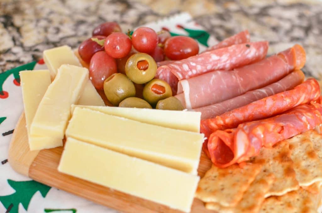 stella cheese board
