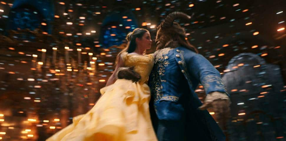live action beauty and the beast