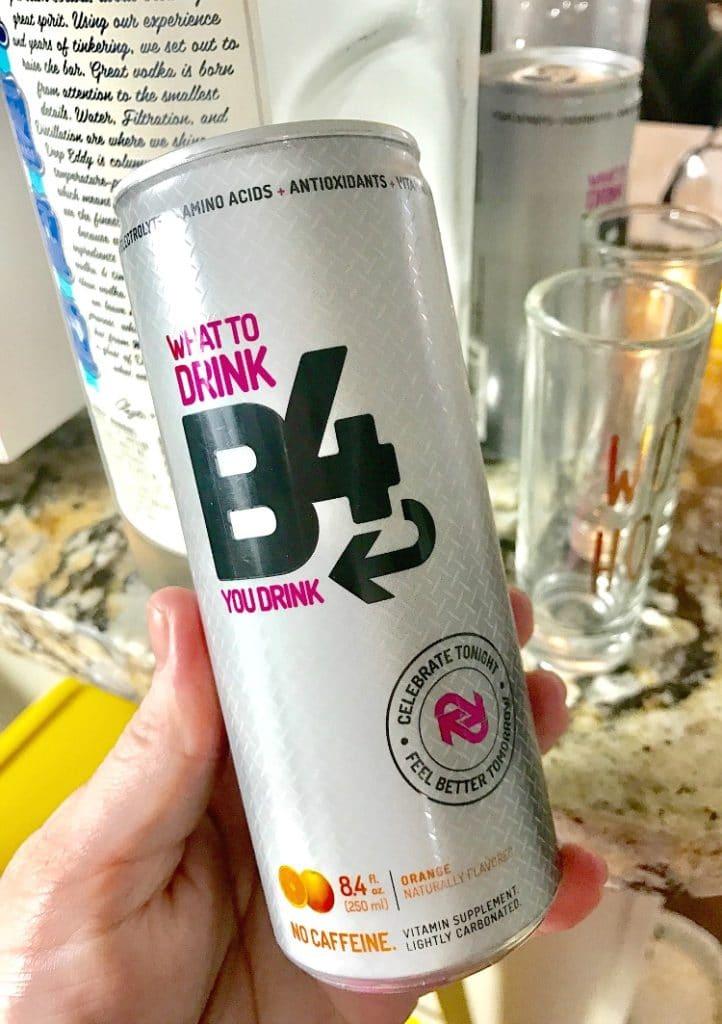 b4 drink
