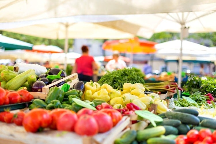 fresh from florida farmers market
