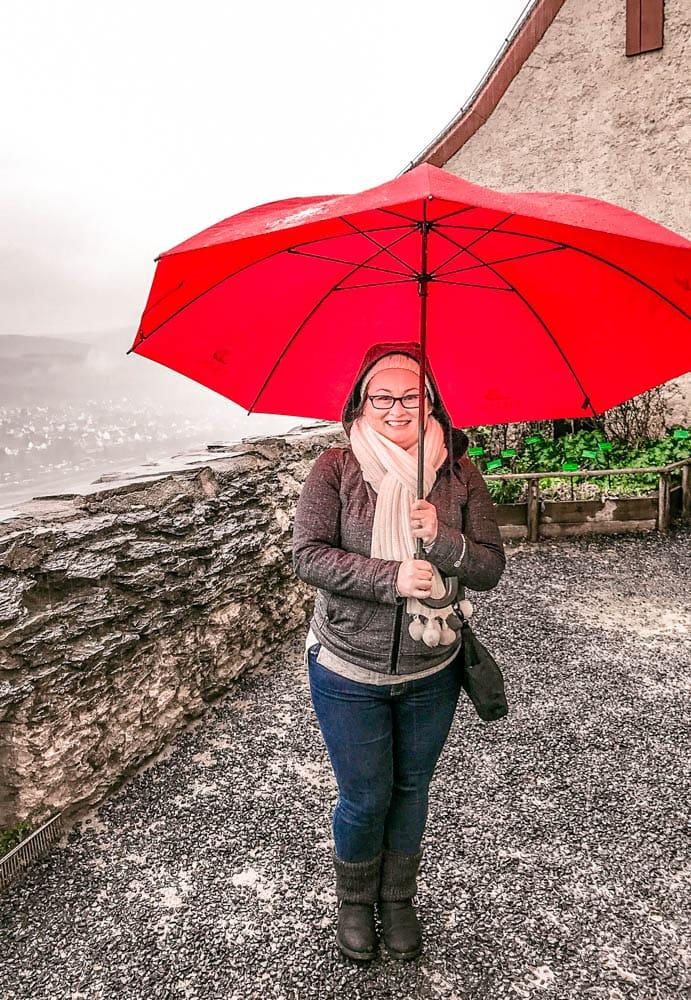 viking river cruise umbrellas