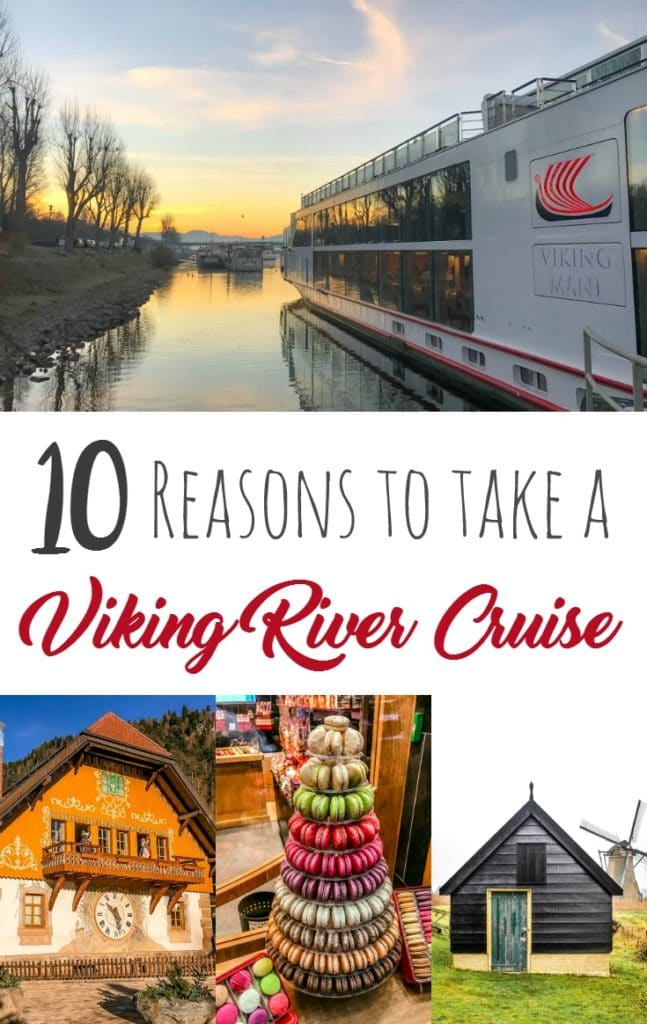 10 Reasons to Take a Viking River Cruise