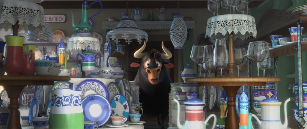 john cena is Ferdinand