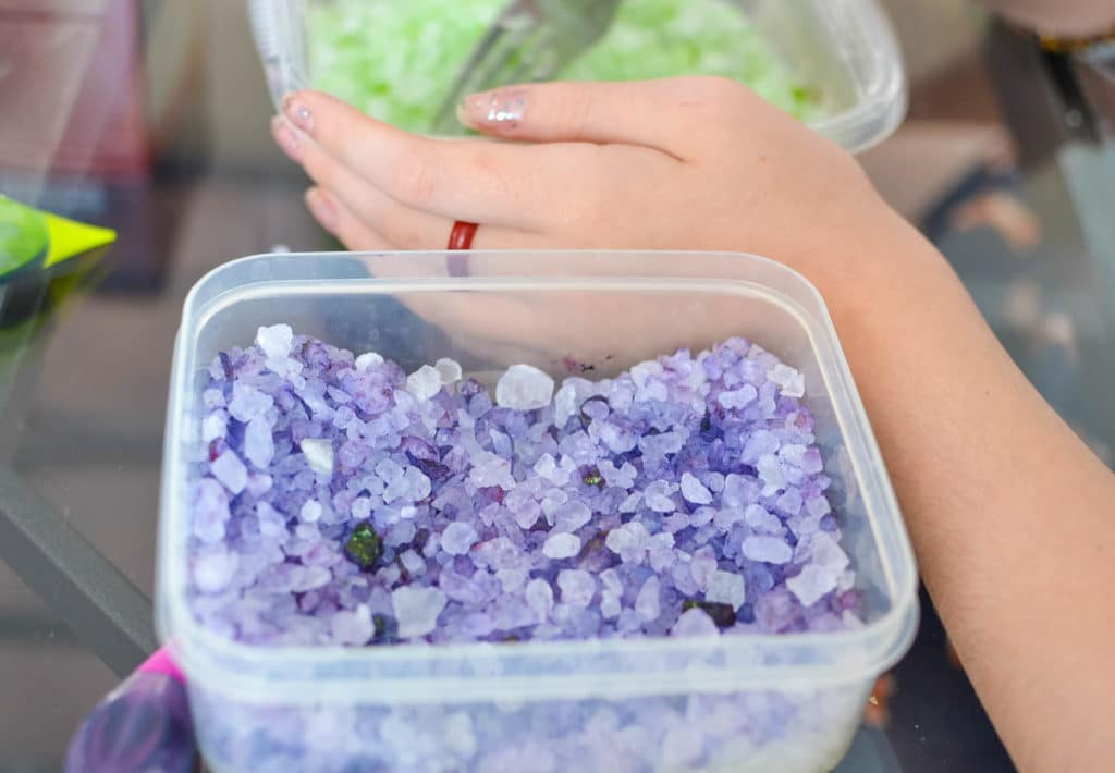 how to make your own crystals for kids