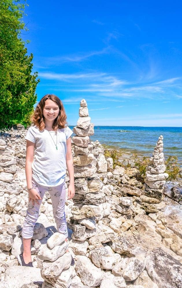 Door County, Wisconsin: Summer Family Fun