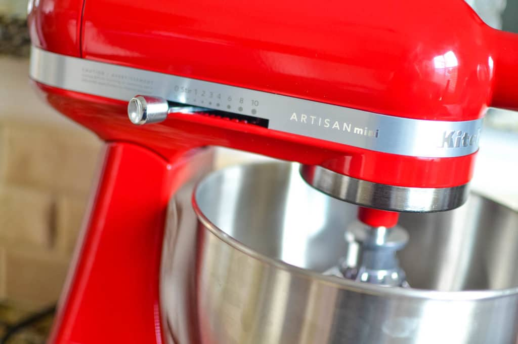 Mini Kitchenaid Artisan Mixer