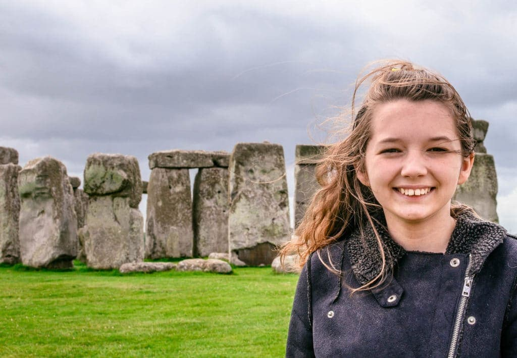 touring stonehenge and bath from london
