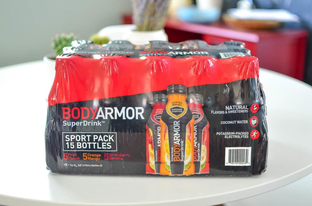 bodyarmor sports drink sam's club