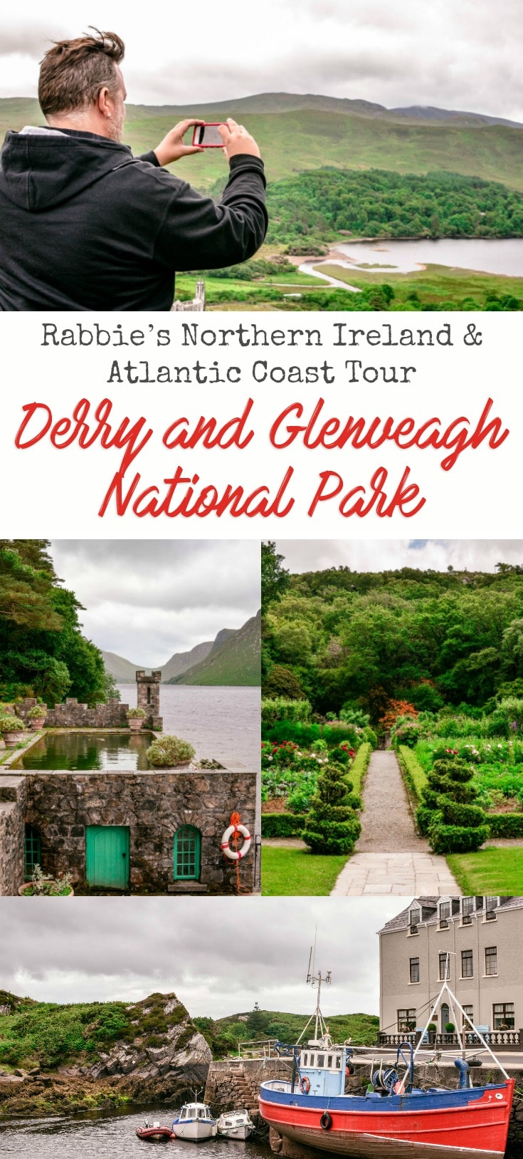 rabbie's Derry and Glenveagh National Park