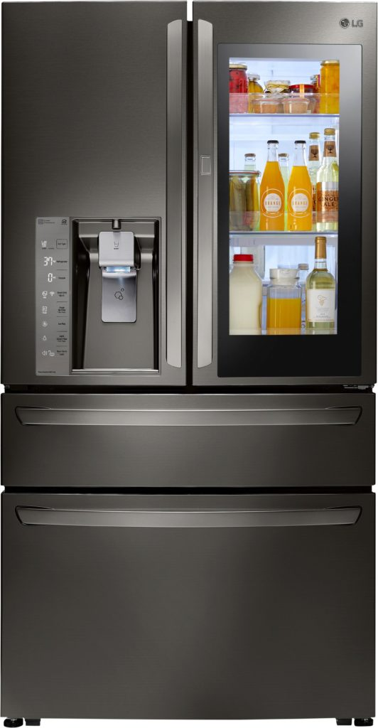 LG Instaview Refrigerator Best Buy