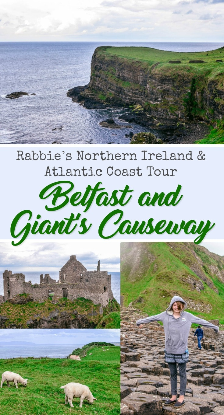 belfast giant's causeway tour