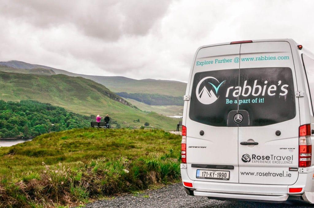 rabbie's tours ireland