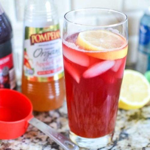 cranberry turmeric detox