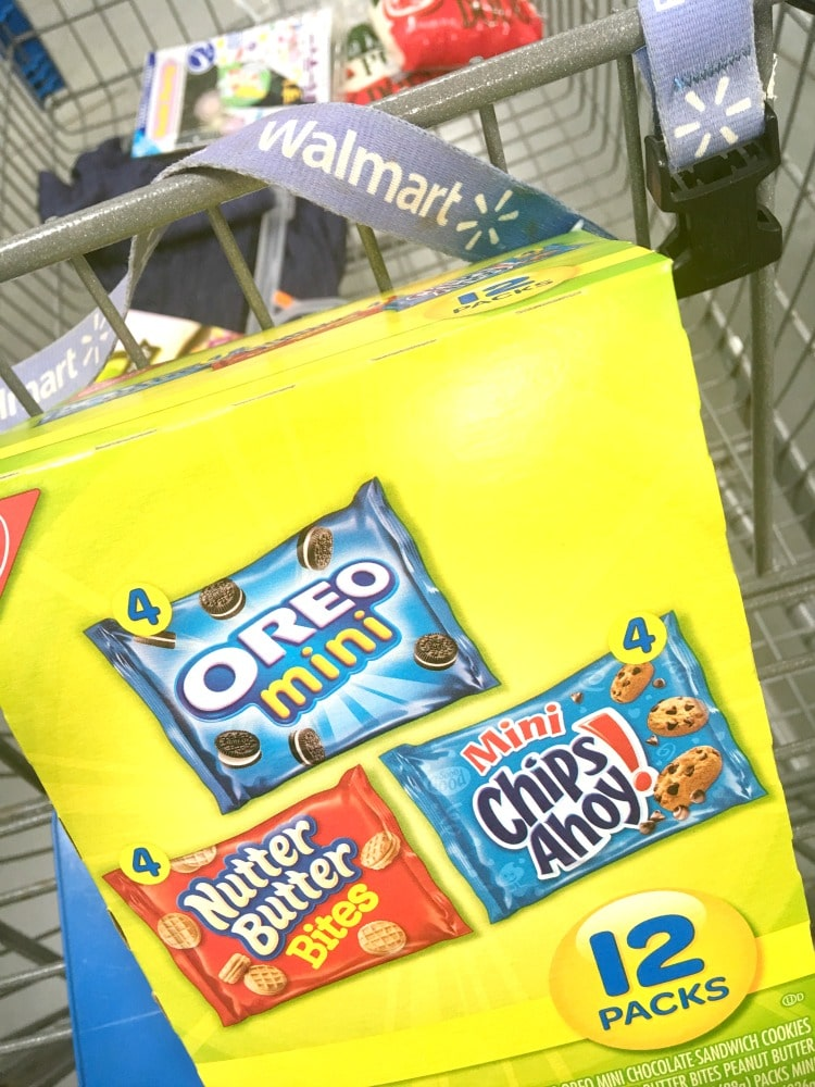 NABISCO Multipacks walmart