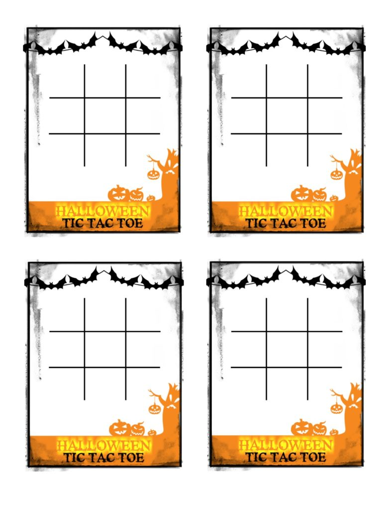 Peaceful image throughout printable tic tac toe