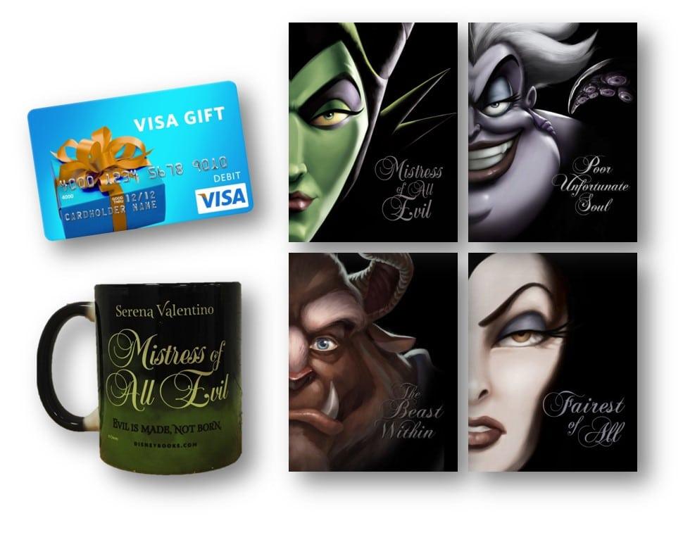 Mistress of All Evil prize pack