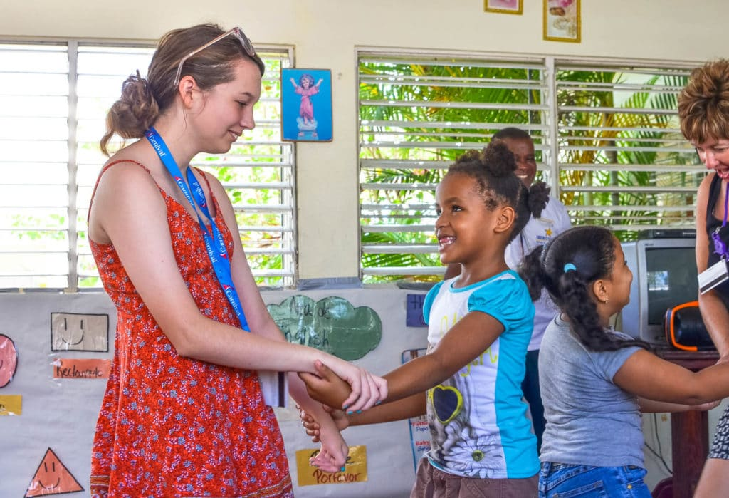 carnival give back with a purpose excursion dominican republic