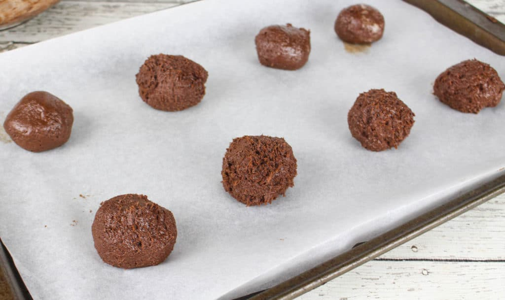 Halloween Thumbprint Cookies Recipe