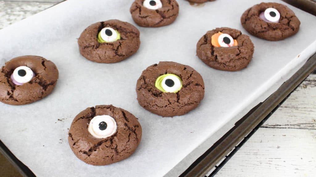 Monster Eye Cookies Recipe