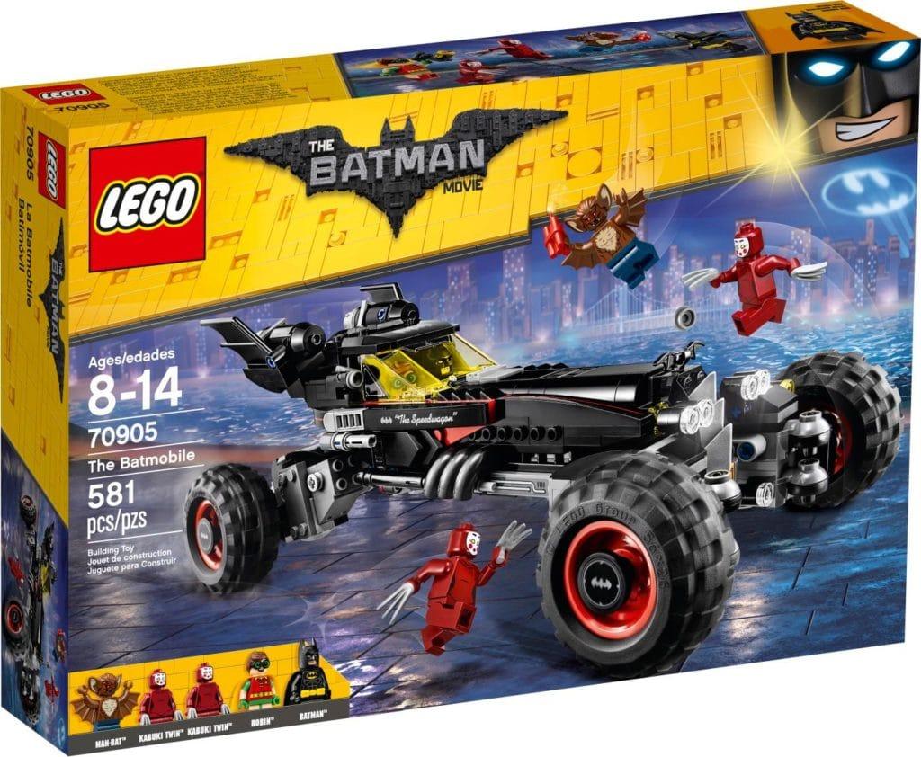 LEGO - The LEGO Batman Movie The Batmobile