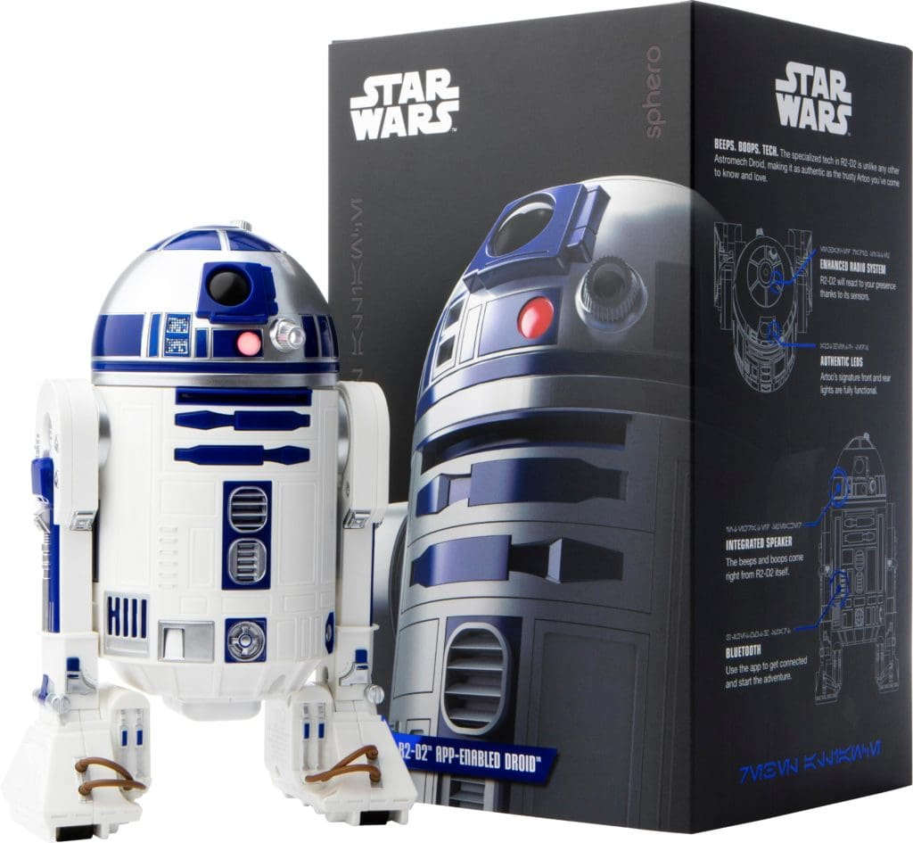 Sphero - R2-D2™ App-Enabled Droid™
