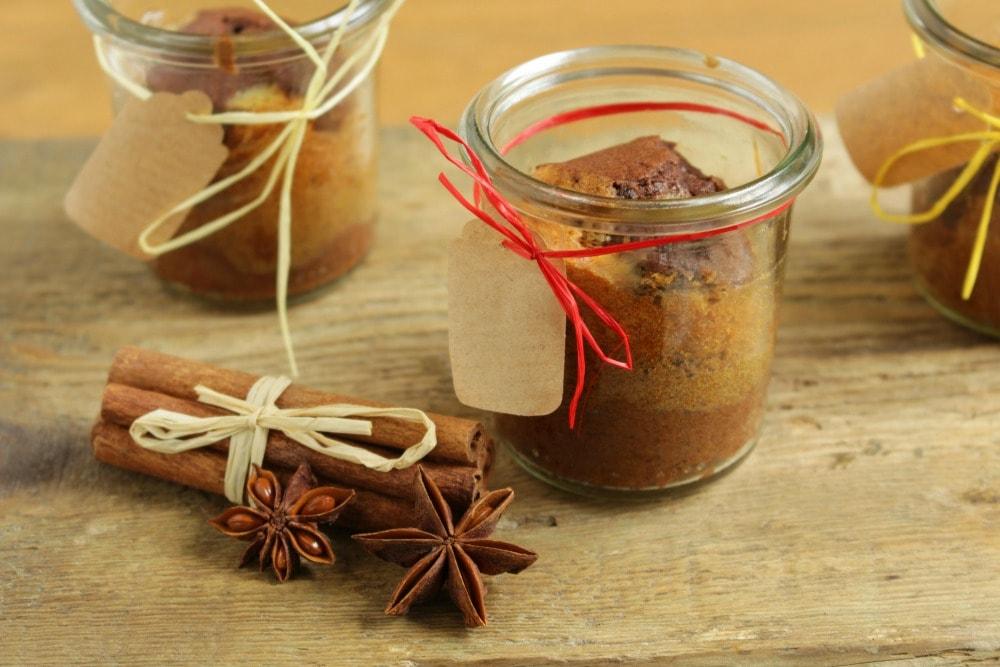 cupcake in-a-jar