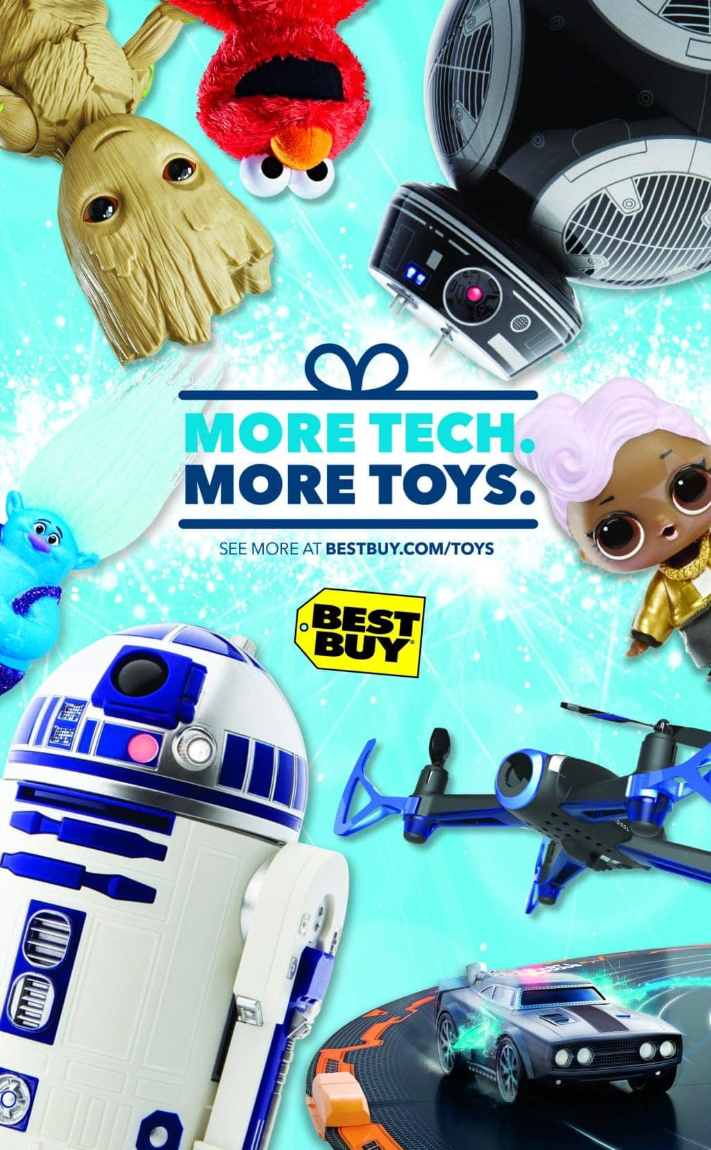 Best Buy holiday toys