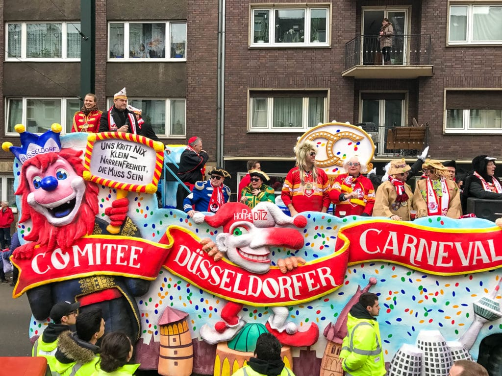 Image result for dusseldorf carnival 2018