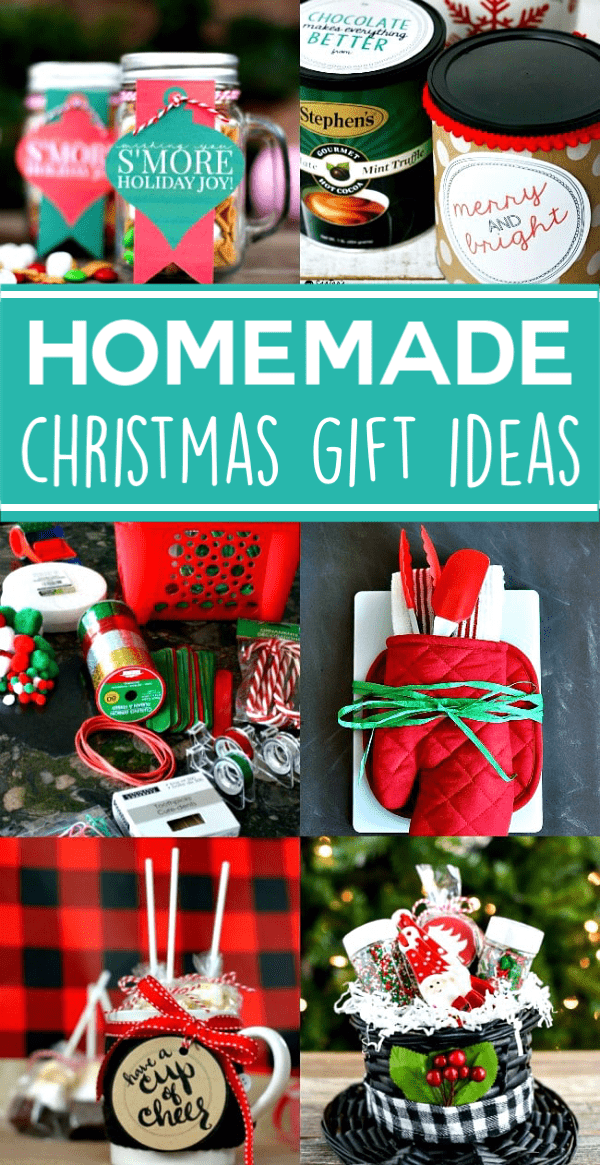 Homemade Christmas Gifts Ideas.Easy Homemade Christmas Gift Ideas