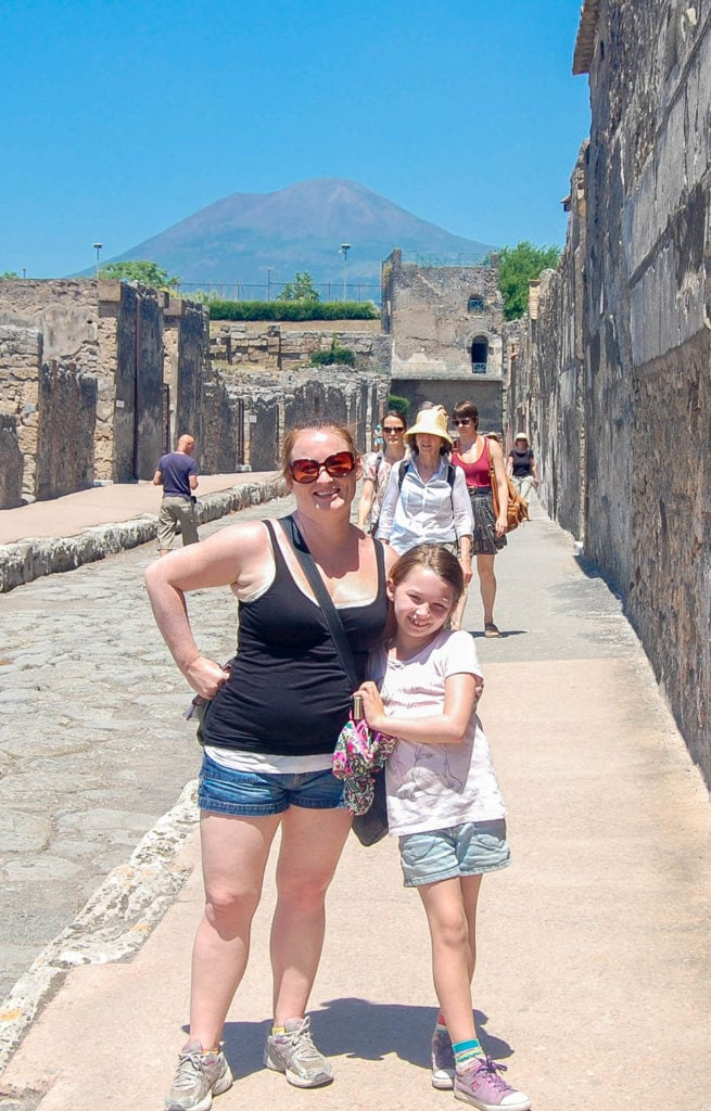 pompeii family travel